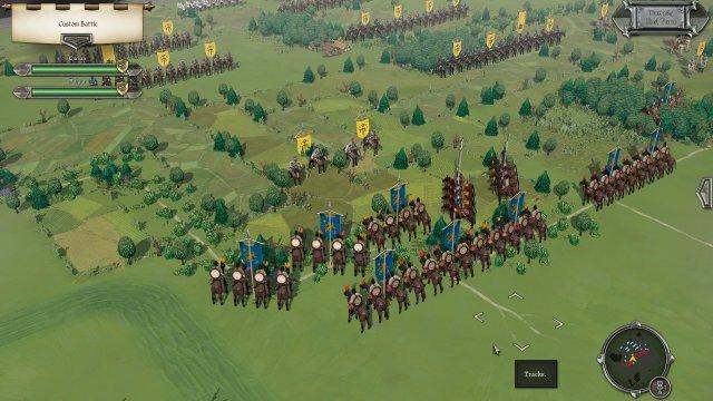 Screenshot - Field of Glory 2: Medieval (PC)