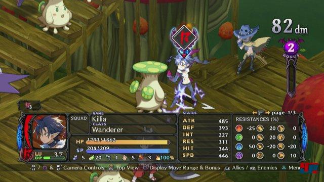 Screenshot - Disgaea 5: Alliance of Vengeance (PlayStation4) 92509528