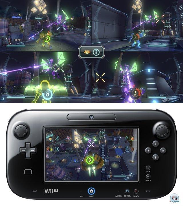 Screenshot - Nintendo Land (Wii_U) 92401217