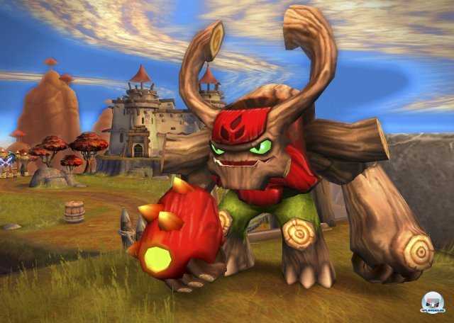 Screenshot - Skylanders: Giants (Wii_U)