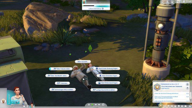 Screenshot - Die Sims 4 Star Wars: Reise nach Batuu-Gameplay-Pack (PC) 92624176