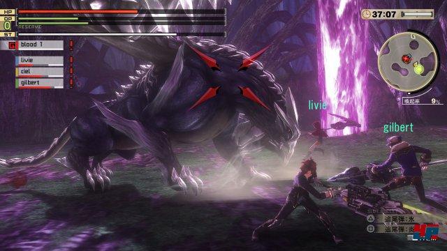 Screenshot - God Eater 2 (PlayStation4) 92494737