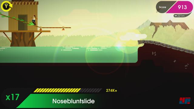 Screenshot - OlliOlli2: Welcome to Olliwood (XboxOne) 92525488