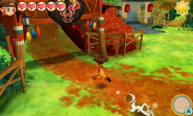 Screenshot - Story of Seasons: Trio of Towns (3DS) 92554160