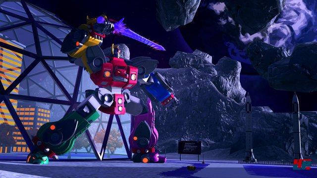 Screenshot - 100ft Robot Golf (PS4)
