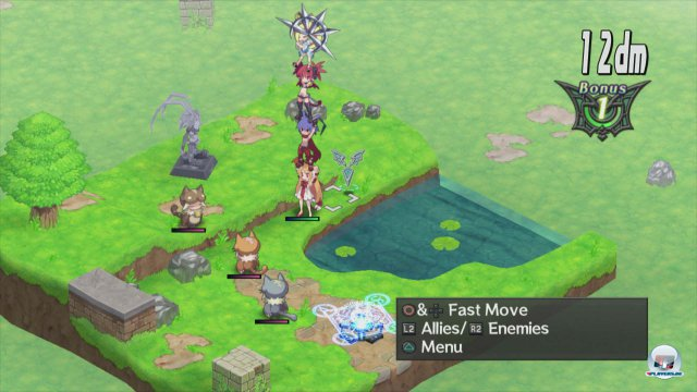 Screenshot - Disgaea D2: A Brighter Darkness (PlayStation3)