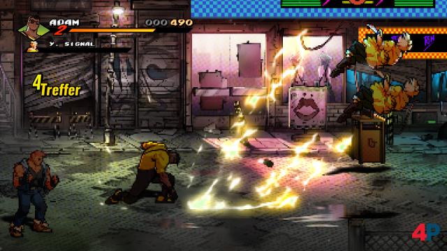 Screenshot - Streets of Rage 4 (PS4) 92612056
