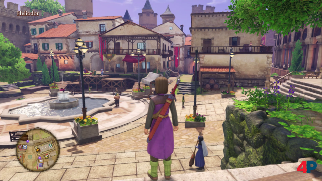 Screenshot - Dragon Quest 11: Streiter des Schicksals (Switch) 92596928