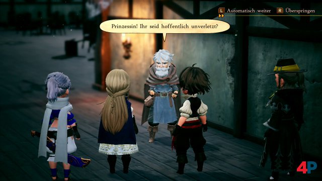 Screenshot - Bravely Default 2 (Switch) 92635809