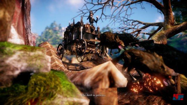 Screenshot - Woolfe: The Redhood Diaries (PC) 92502447