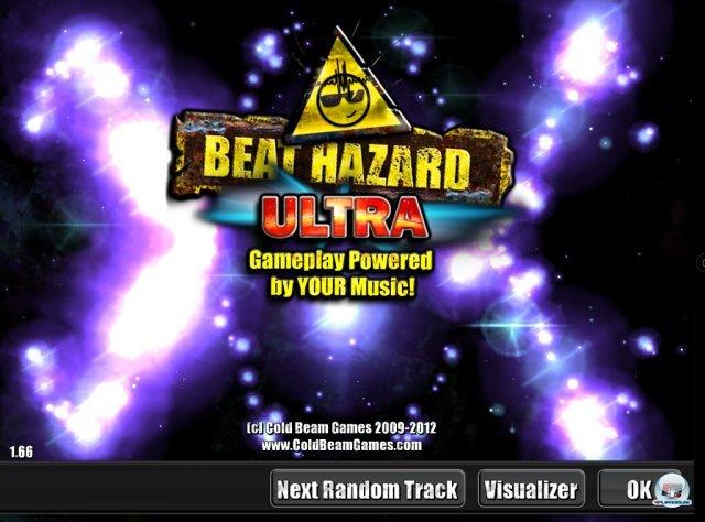 Screenshot - Beat Hazard Ultra (iPad)