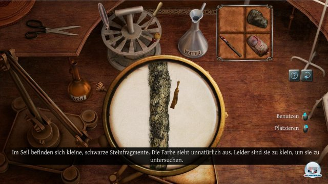 Screenshot - Das Testament des Sherlock Holmes (360) 92407387