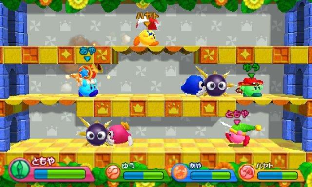 Screenshot - Kirby Triple Deluxe (3DS) 92474124