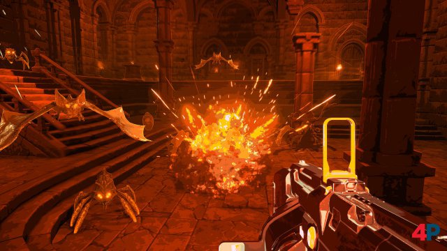 Screenshot - BPM: Bullets per Minute (PC)