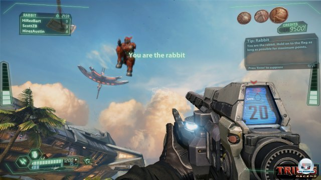 Screenshot - Tribes: Ascend (PC)