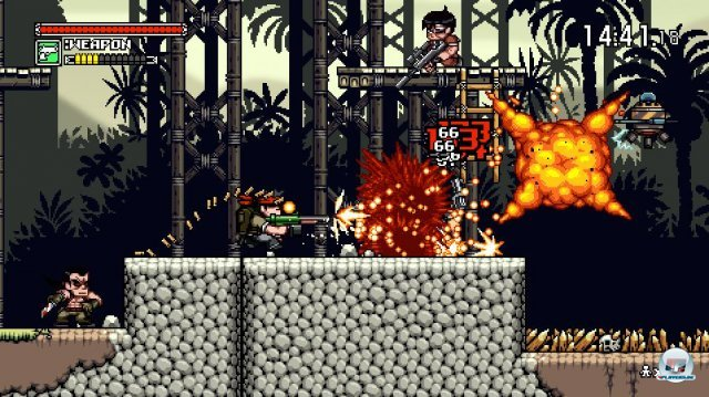 Screenshot - Mercenary Kings (PC)
