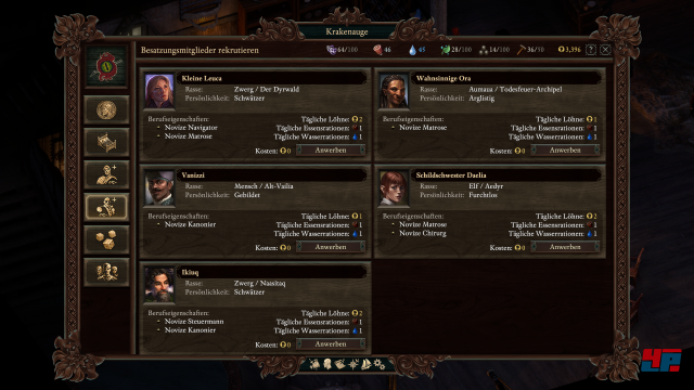 Screenshot - Pillars of Eternity 2: Deadfire (PC)