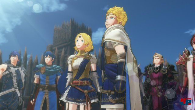 Screenshot - Fire Emblem Warriors (Switch) 92554605