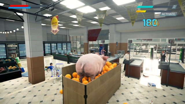 Screenshot - Pig Skater Simulator (PC)
