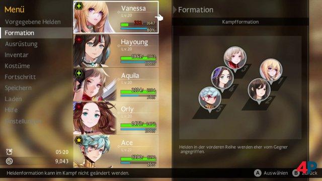 Screenshot - Seven Knights - Time Wanderer (Switch) 92629897