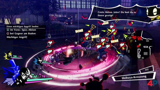 Screenshot - Persona 5 Strikers (PS4) 92634825