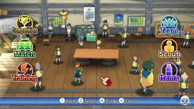 Screenshot - Inazuma Eleven Strikers (Wii) 2394042