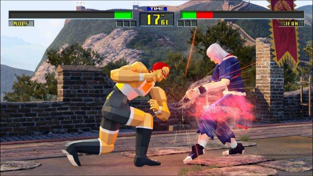 Screenshot - Virtua Fighter 5 Ultimate Showdown (PS4) 92643179