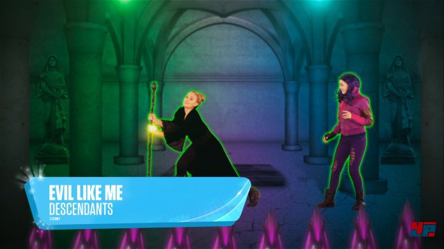 Screenshot - Just Dance: Disney Party 2 (360)