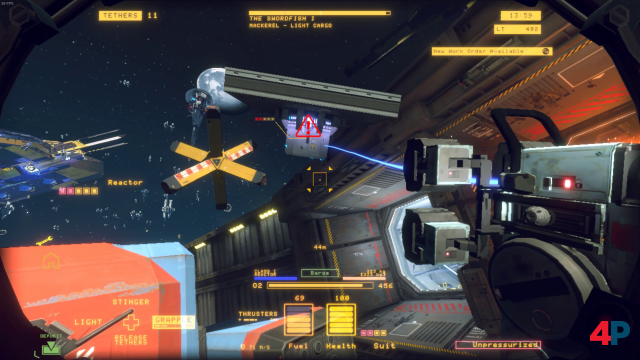 Screenshot - Hardspace: Shipbreaker (PC)