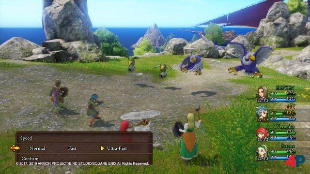 Screenshot - Dragon Quest 11: Streiter des Schicksals (Switch) 92590117