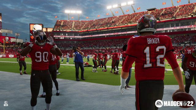 Screenshot - Madden NFL 22 (PC, PS4, PlayStation5, Stadia, One, XboxSeriesX)