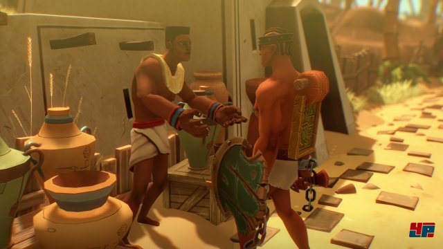 Screenshot - Pharaonic (Linux)