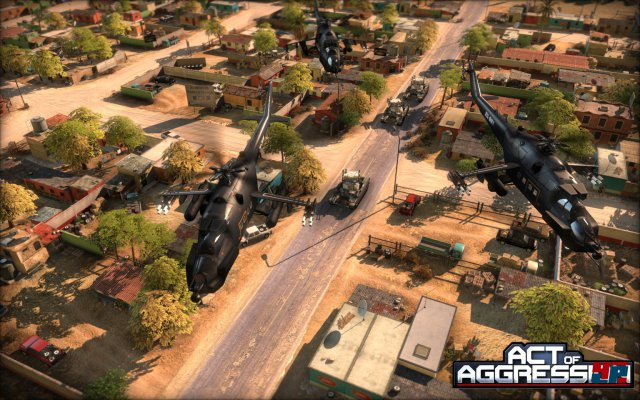 Screenshot - Act of Aggression (PC) 92487664