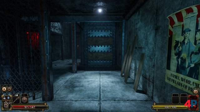 Screenshot - Vaporum: Lockdown (PC) 92624597