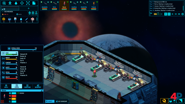 Screenshot - Space Haven (PC) 92613286