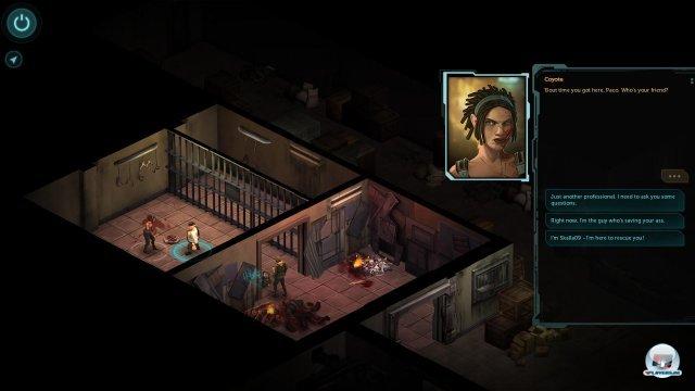 Screenshot - Shadowrun Returns (PC) 92465719