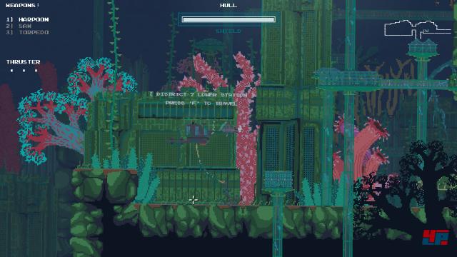 Screenshot - The Aquatic Adventure of the Last Human (Linux) 92518726