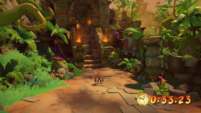 Screenshot - Crash Bandicoot 4: It's About Time (Switch)