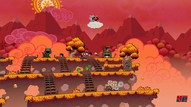 Screenshot - Pop-Up Pilgrims (PS4)