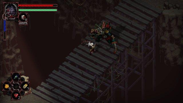 Screenshot - Morbid: The Seven Acolytes (PC)