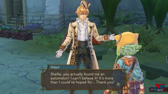 Screenshot - Atelier Shallie: Alchemists of the Dusk Sea (PlayStation3) 92499483