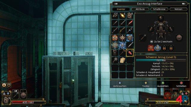 Screenshot - Vaporum: Lockdown (PC) 92624601