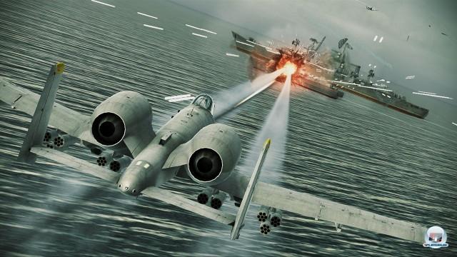 Screenshot - Ace Combat: Assault Horizon (360) 2249057