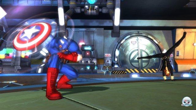 Screenshot - Marvel Avengers: Kampf um die Erde (360) 2387877