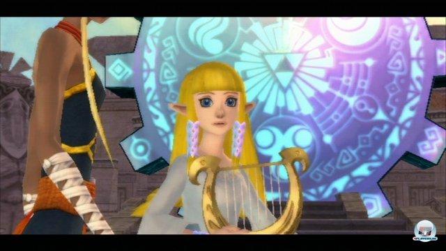 Screenshot - The Legend of Zelda: Skyward Sword (Wii) 2284137