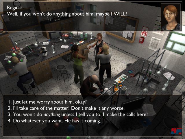 Screenshot - Dead State (PC) 92480124