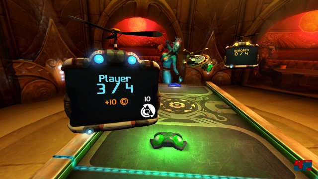 Screenshot - Shufflepuck Cantina Deluxe VR (PC) 92522795