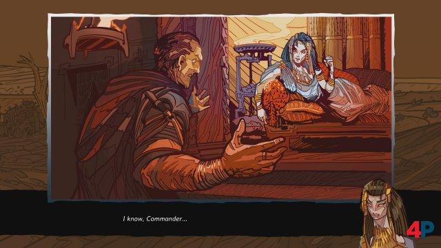 Screenshot - Lornsword - Winter Chronicle (PC)
