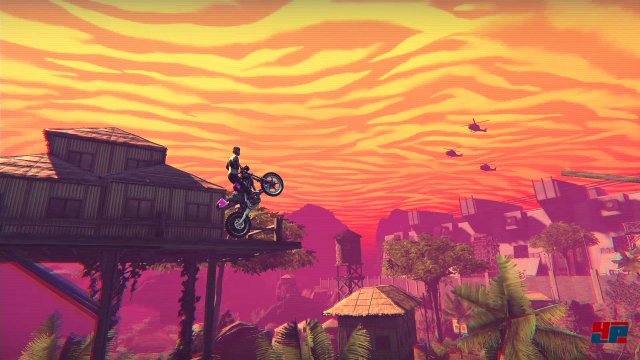 Screenshot - Trials of the Blood Dragon (PC) 92527706