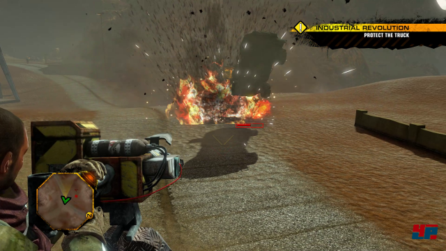 Screenshot - Red Faction: Guerrilla (PC) 92568675